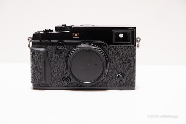 Fuji X-Pro 2 and Fuji X-T2