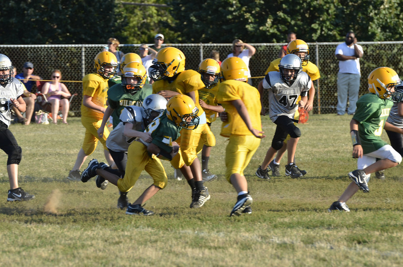 Wildcats vs Raiders Scrimmage 086.JPG