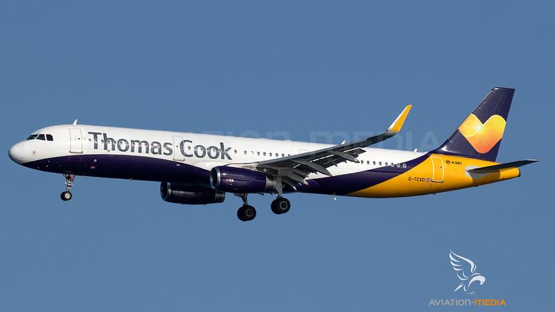 Thomas Cook Airlines UK_A321_G-TCVD_Basic Monarch cs Grey yellow trail cs_ACE_20180712_Approach_Sun_MG_1893_AM.jpg