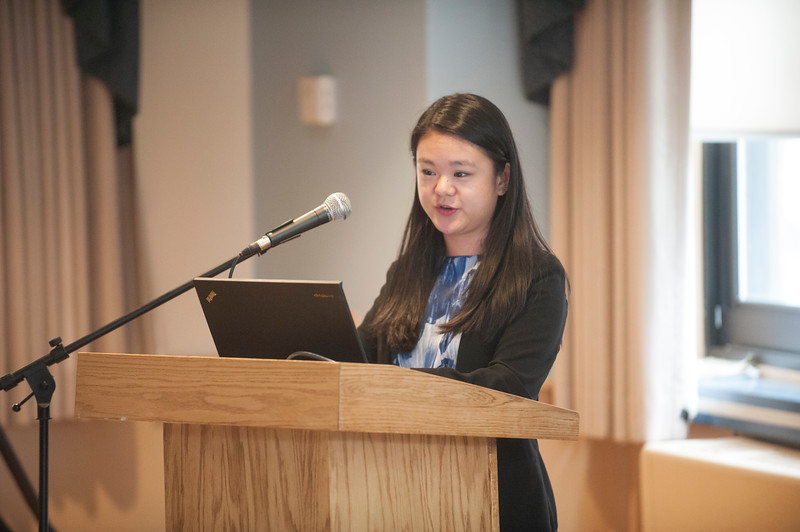 Honors Presentations, April 2018