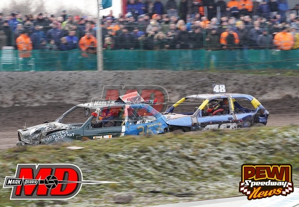 Emmen 28 december 2019 Micro bangers by Pewi Mark Derrix