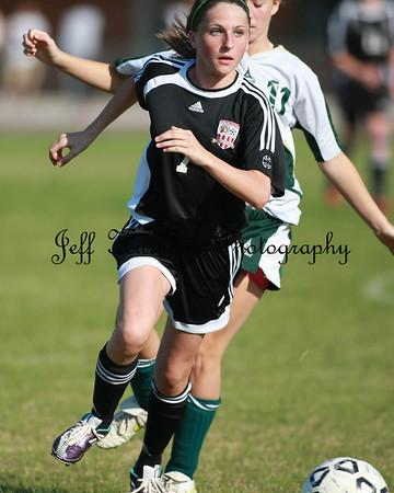 UGHS Soccer 9th grade 4-14-11
