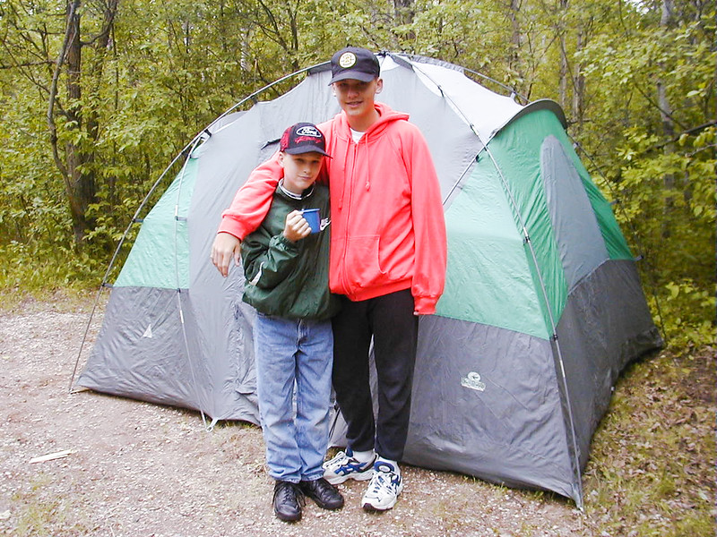 Kane & Damian by the Tent in MAN Canada.jpg