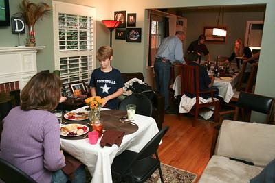 2010 Nov 25 - Thanksgiving