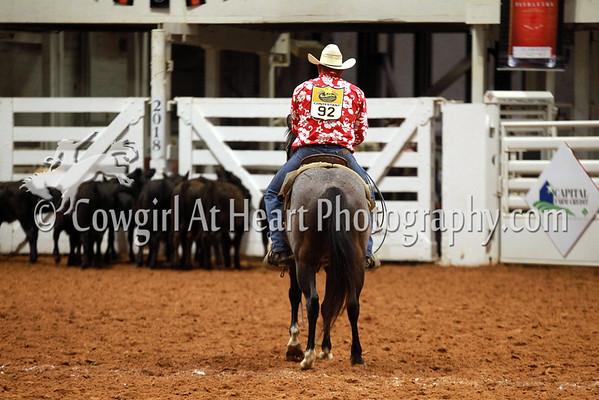ALL AROUND RANCH RODEO CHALLENGE 2018