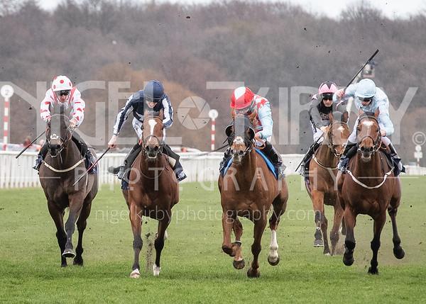 Race 4 - 15:45 - RED VERDON