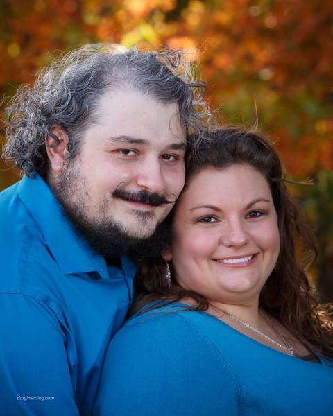 20141123 Katie and Dan Engagement Photos