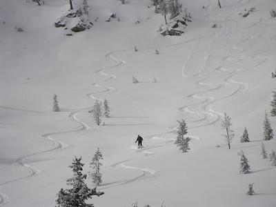 Lick Creek Summit_January 25-28 2009