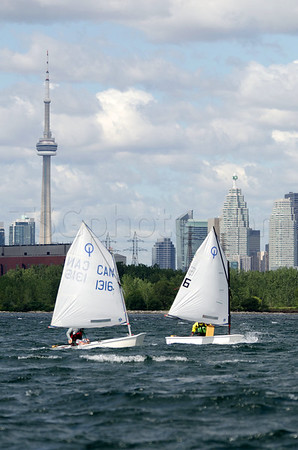 2011 - Opti and Silver Sail Racing Teams