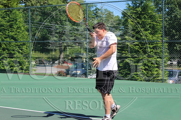 July 30 - Tennis