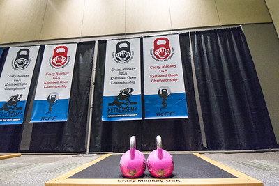 2017 Crazy Monkey USA Kettlebell Open Championship
