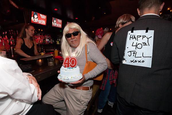 Jill's 40th