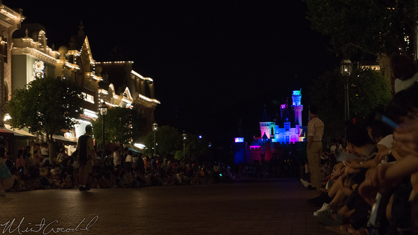 Disneyland Resort, Hong Kong Disneyland, Main Street USA, Paint The Night, Paint, Night, Electrical, Parade