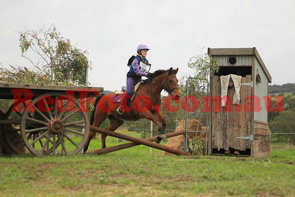 2014 06 08 Swan Valley HPC Hunter Trials 45cm Round 2