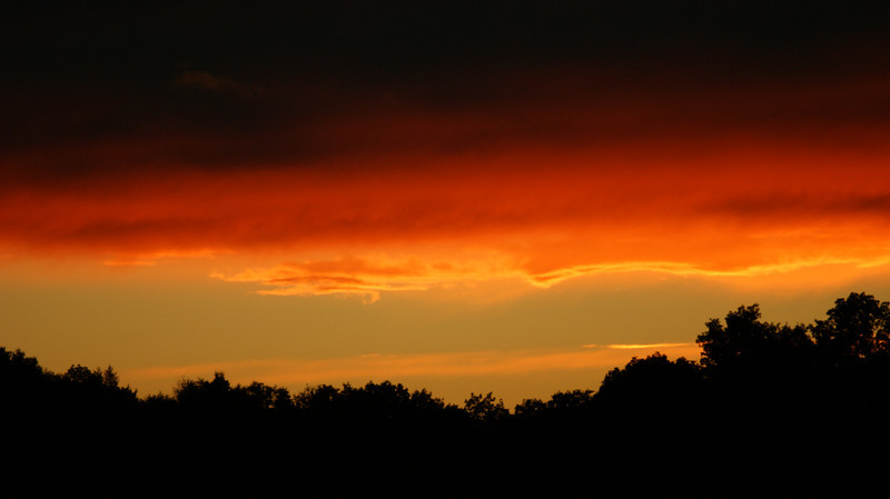 sunset 9 sept 2012