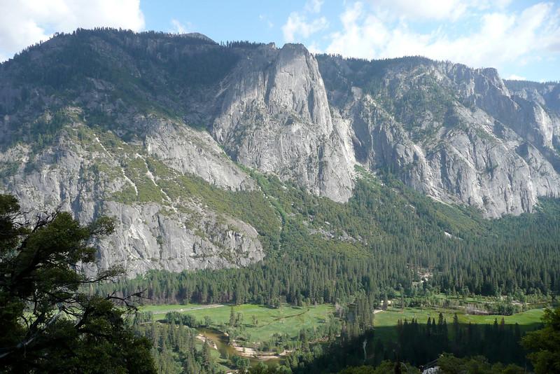 Yosemite Falls Trail, Yosemite NP