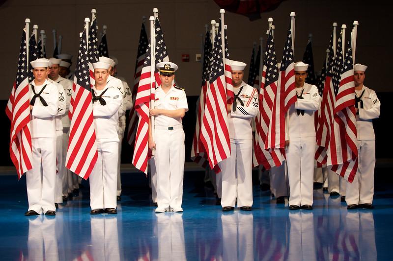 USS Forrestal Memorial Ceremony, 2017