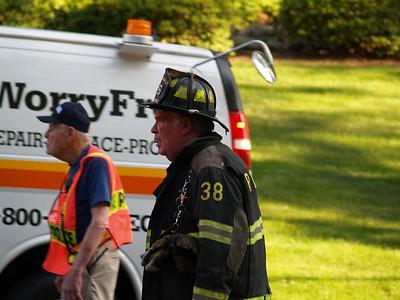 07-21-08 River Vale, NJ - Attic Fire