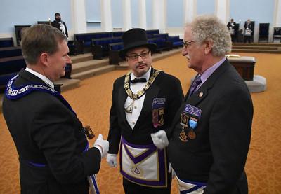 WNL DD Fraternal 19-3-8 & Vet Medal