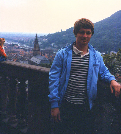 High School Trip to Europe - June 1983