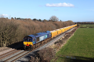 Class 66/3 and Class 66/4