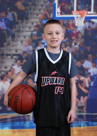 Ryan Upwards Basketball 2011