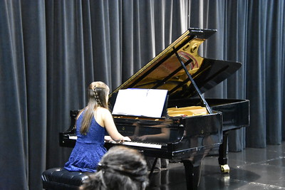 Piano Master Class with Dr. Min Kwon