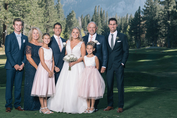 Courtney & Andy -  Family photos