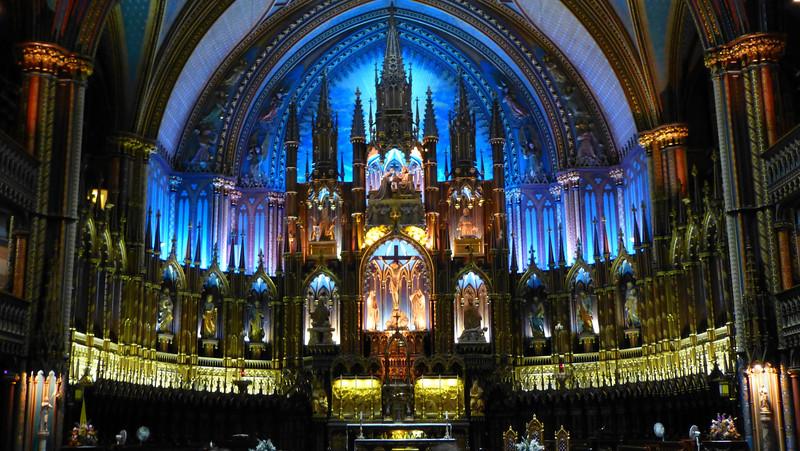 Montreal, Vermont (Sept 7-9, 2012)