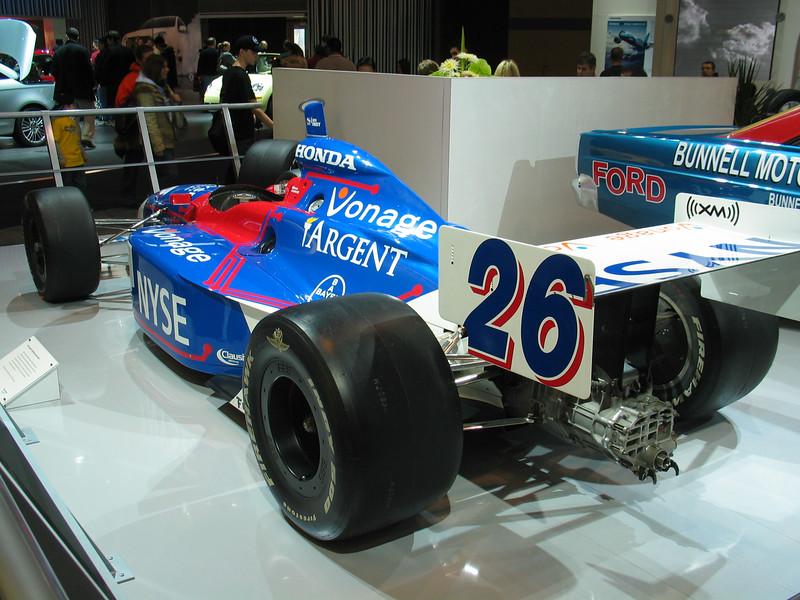 Marco Andretti #26