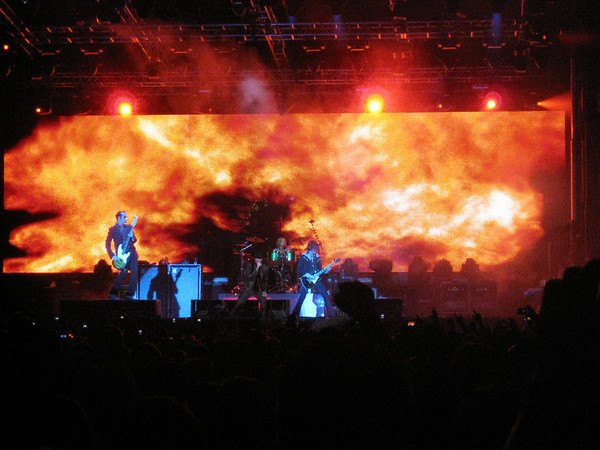 Stone Temple Pilots 2008