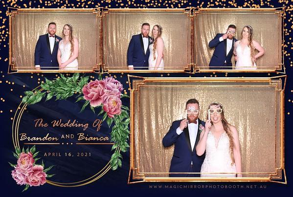 Brandon & Bianca's Wedding - Ottimo House