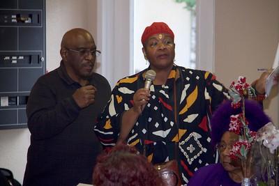 Lela Crawford's 90th Birthday