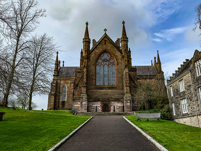 St. Patrick's (C of I) Cathedral, Armagh