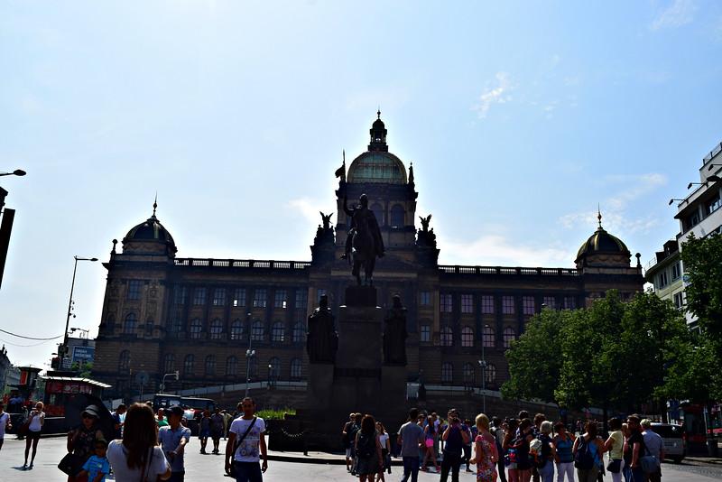 Plaza de Wenceslao