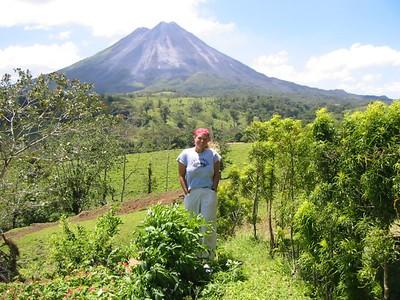 Nicaragua and Costa Rica
