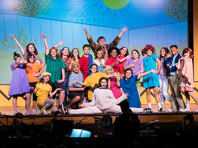 Integrated Arts – You're a Good Man Charlie Brown