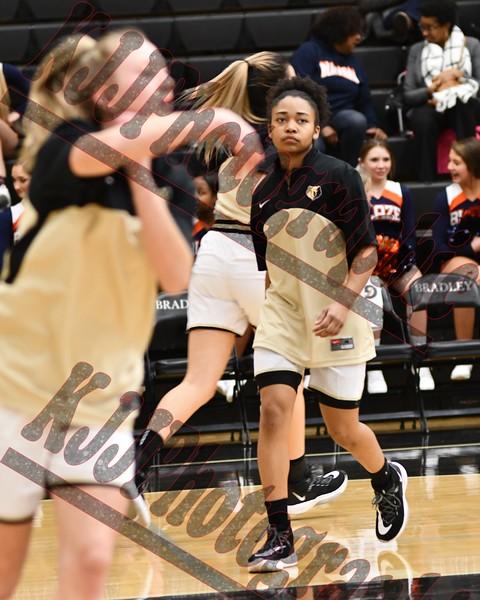 2019 Varsity Girls Blackman Vs Bradley Central Bearettes @ Jim Smiddy Arena