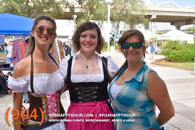 Saturday - Florida Oktoberfest & Music Festival 2017