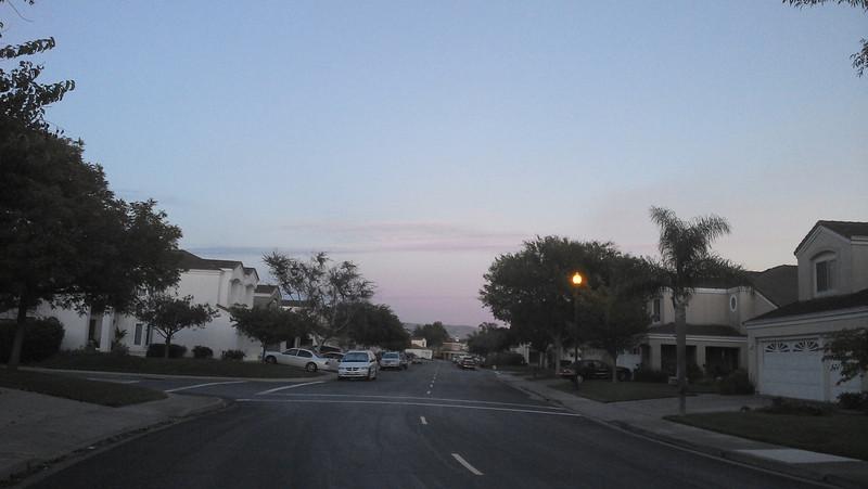 10/07/2013 * purplish skies