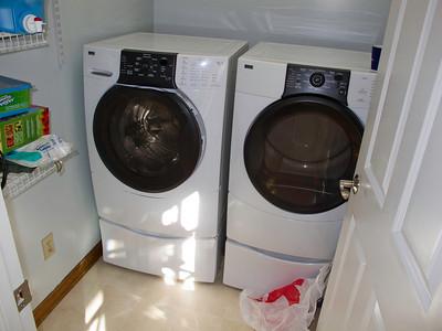 2010.11.06 Kenmore Elite Washer Door Bellows/