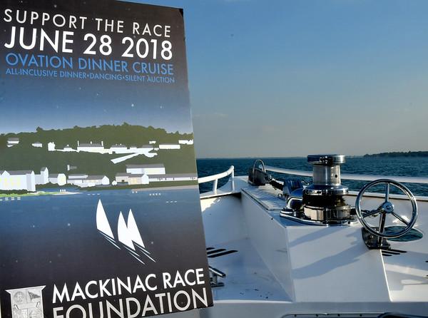 Mackinac Race Foundation - Ovation Dinner 2018