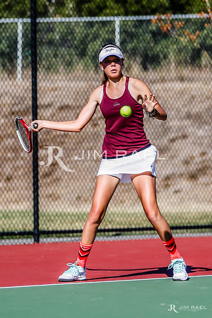 Women's Tennis  vs. Maria Carrillo