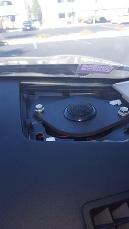 2013 Lexus ES350 Tweeter Installation - USA