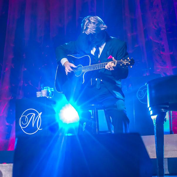 Martina McBride at the Adler Theatre. Davenport, IA. 12Feb2015.