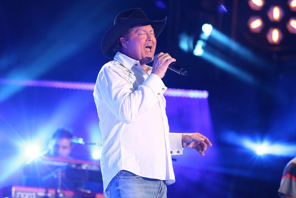. Artist Tracy Lawrence performs at the 2017 CMA Music Festival at Nissan Stadium on Sunday, June 11, 2017 in Nashville, Tenn. Lawrence will perform June 15 at the Hard Rock Rocksino at Northfield Park. For more information, visit hrrocksinonorthfieldpark.com.   (Photo by Laura Roberts/Invision/AP)