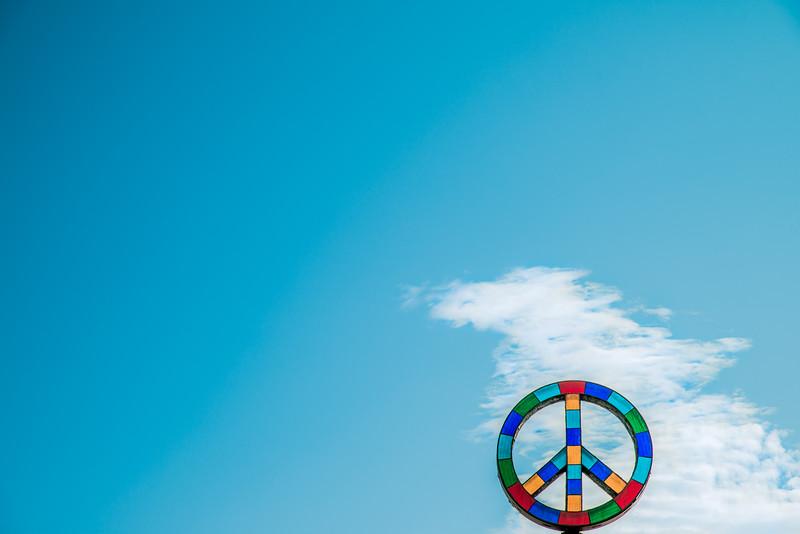 Peace Pie In The Sky