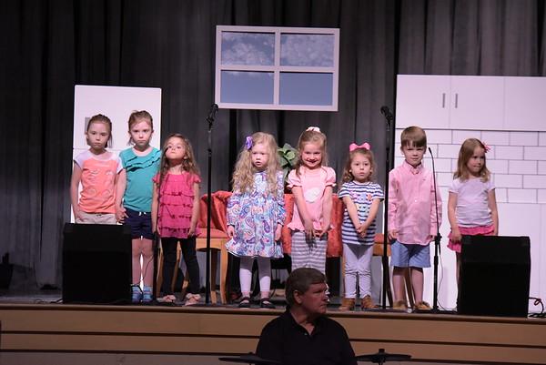 2018 - Asbury Childrens Musical