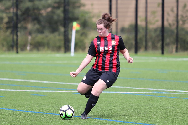 Saltdean Ladies v AFC Wimbledon Ladies 21/07/19