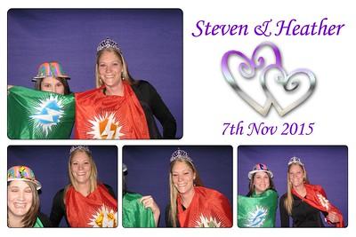 11-7 Steven & Heather